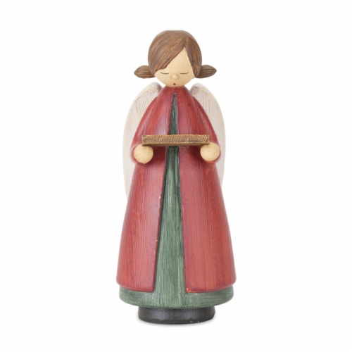 Angel 6.25 H (Set of 6) Resin Perspective: front