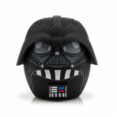 Bitty Boomers Darth Vader Wireless Bluetooth Speaker - Black Perspective: front