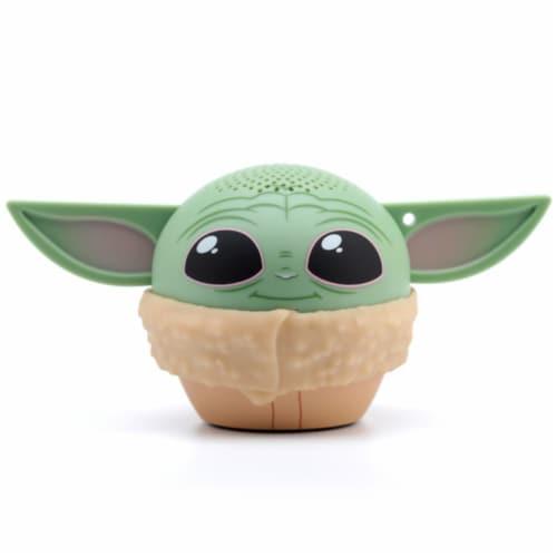 Bitty Boomers The Mandolorian The Child Portable Bluetooth Speaker Perspective: front