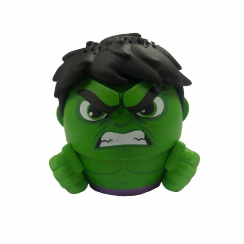 Bitty Boomers Hulk Bluetooth Speaker Perspective: front