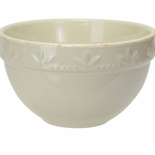 Sorrento Ivory Cereal Bowls, Set of 4 Perspective: front