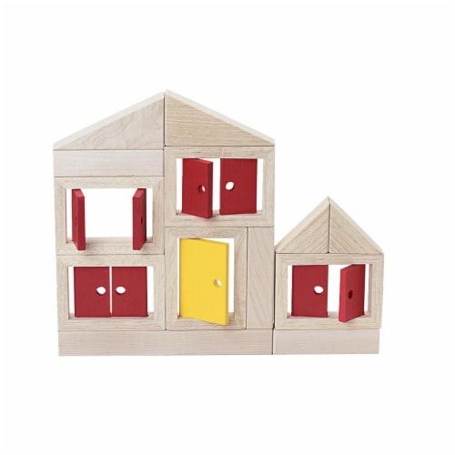 Window & Door Blocks - Set of 5 Perspective: front