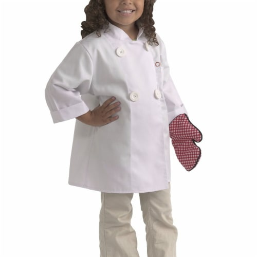 Chef Career Costume Perspective: front