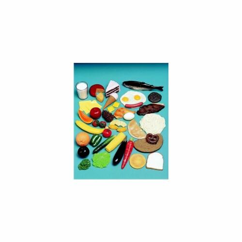 Basic Nutrition Food Set, Set Of 44 Perspective: front