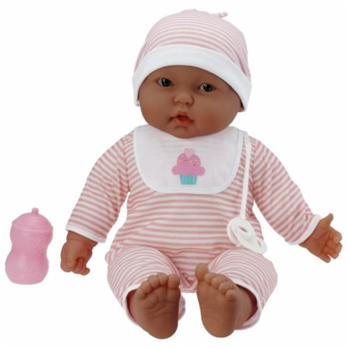 Caucasian Lots To Love Doll Baby - Cuddle Hispanic Perspective: front