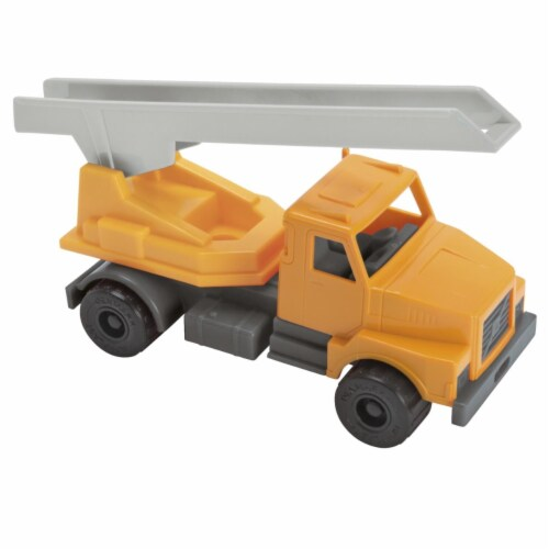Fire Truck Toy Perspective: front