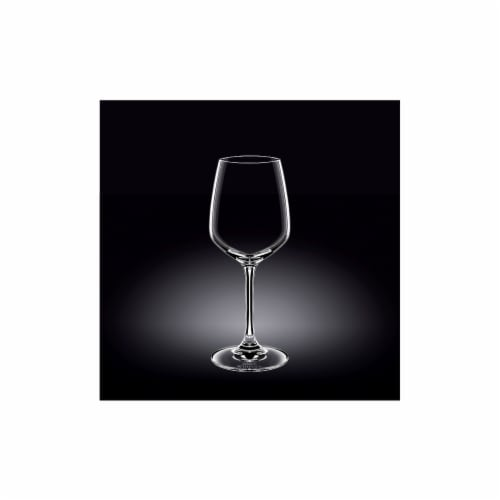 888018 380 ml Wine Glass Set of 6, Pack of 8 Perspective: front