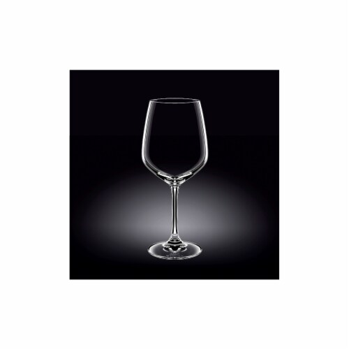 888020 630 ml Wine Glass Set of 6, Pack of 4 Perspective: front