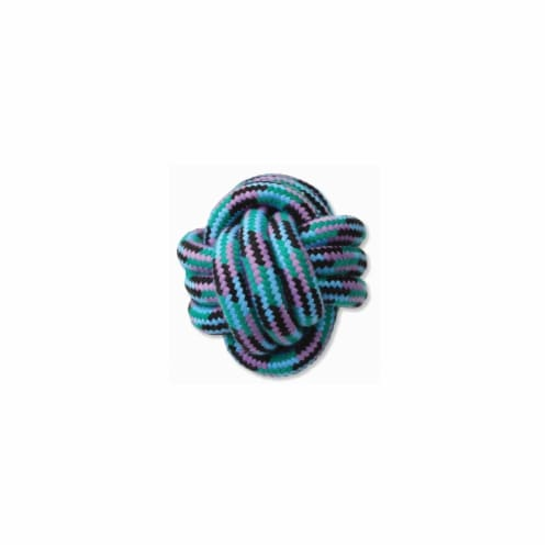 Animal Supply Company MM25086 Braidy Monkey Fist Ball Perspective: front