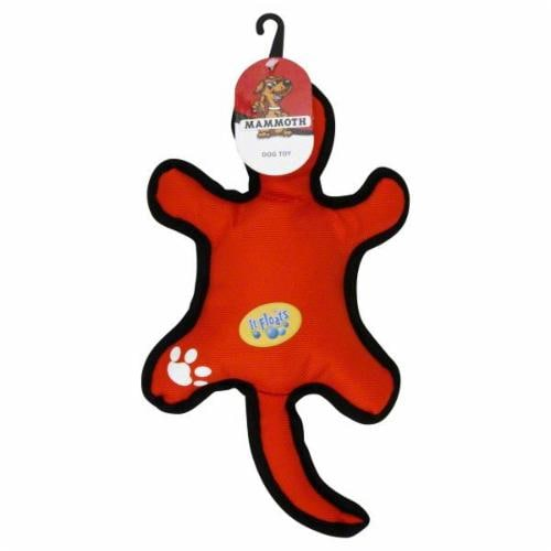 Mammoth Tough Nylon Dog Toy Perspective: front