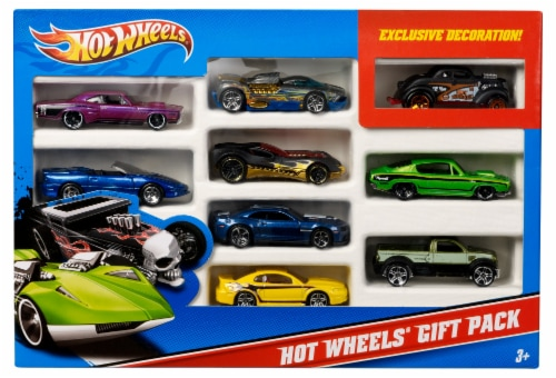 Mattel Hot Wheels® Gift Pack - Assorted Perspective: front