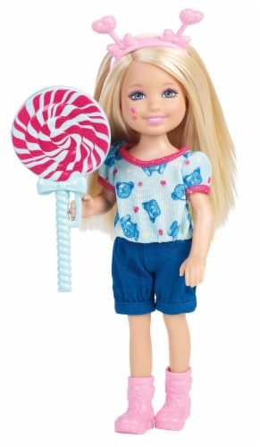 Barbie® Opp Chelsea Doll Perspective: front