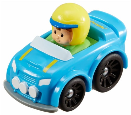 Fisher-Price® Little People Wheelies Rally Perspective: front