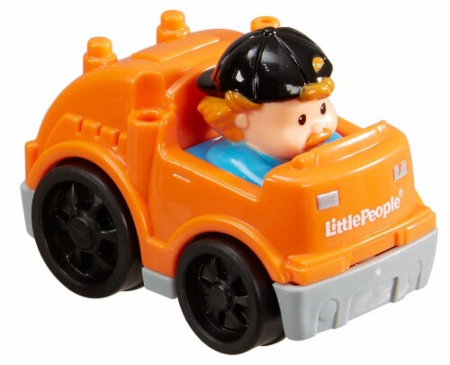 Fisher-Price® Little People Wheelies Recycle Truck Perspective: front