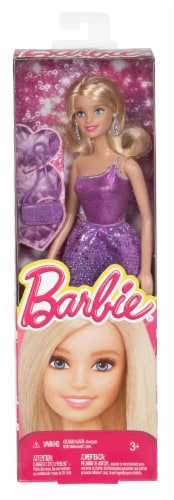 Mattel Barbie® Glitz Doll Perspective: front