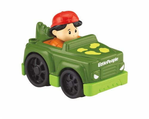 Fisher-Price® Little People Wheelies Koby Perspective: front