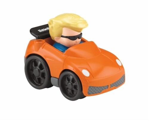 Fisher-Price® Little People Wheelies Eddie Perspective: front