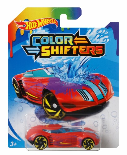 Mattel Hot Wheels® Colorshifter Vehicle - Assorted Perspective: front