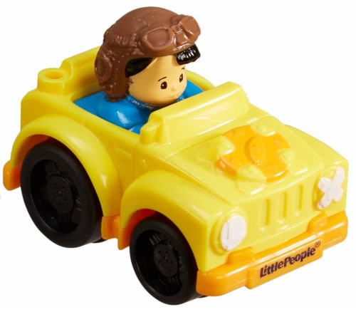 Fisher-Price Little People Wheelies Perspective: front