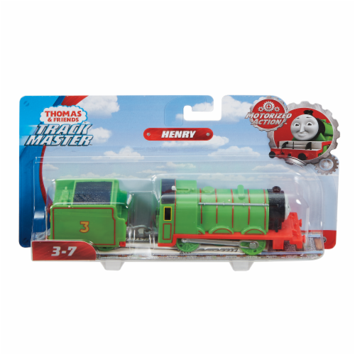 Fisher-Price® Thomas & Friends TrackMaster Henry Motorized Train Perspective: front