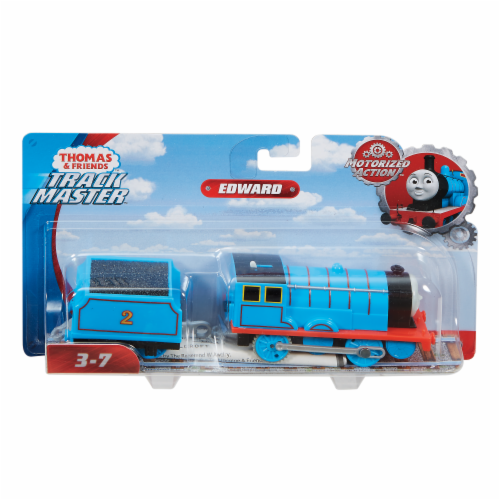 Fisher-Price® Thomas & Friends TrackMaster Edward Motorized Train Perspective: front
