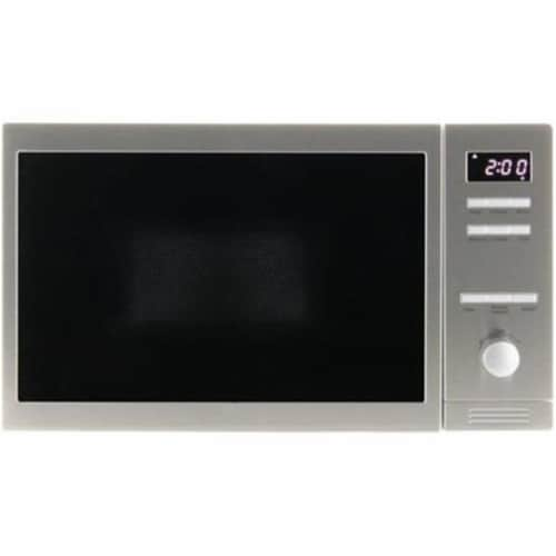 0.8 Cu. Ft. Countertop Combo Microwave Oven with Auto Cook and Memory Function. Perspective: front