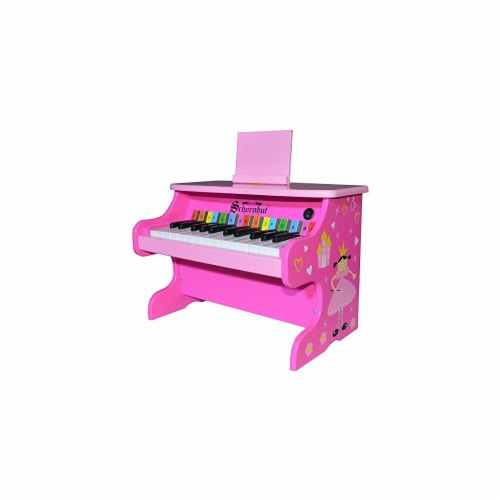 Princess Digital Piano Perspective: front