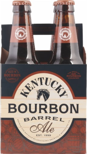Kentucky Bourbon Barrel Ale Perspective: front