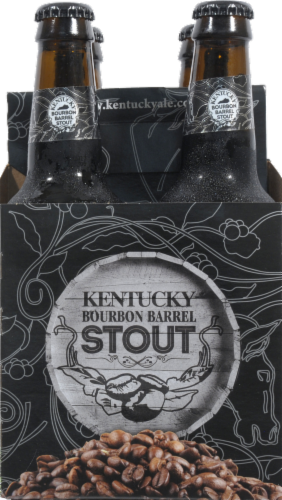 Kentucky Bourbon Barrel Stout Perspective: front