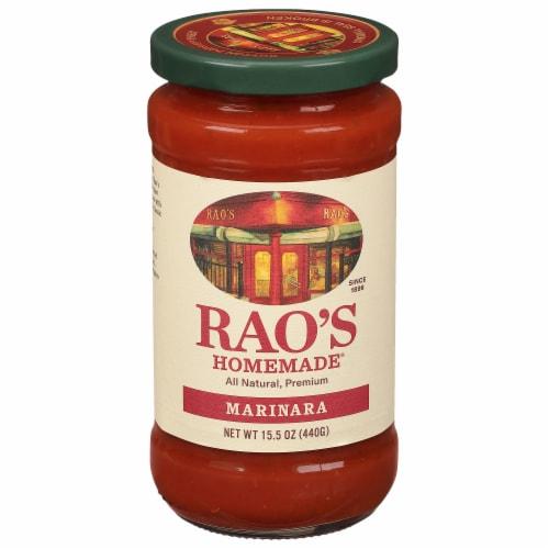 Rao's Homemade Marinara Sauce Perspective: front