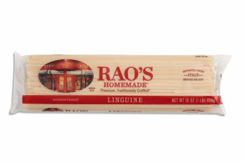 Rao's Homemade Linguine Perspective: front