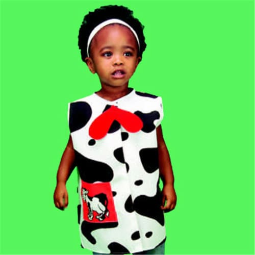 Dexter DEX 313 - Toddler Cow Costume Perspective: front