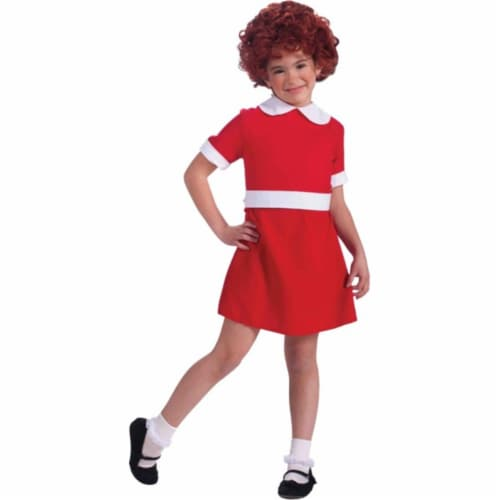 Costumes for all Occasions FM69003 Annie Child Md 8-10 Perspective: front