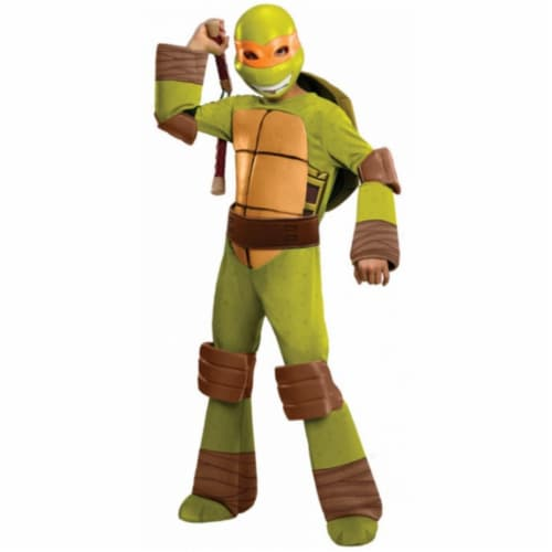 Costumes for all Occasions RU886763MD Tmnt Michelangelo Child Md Perspective: front