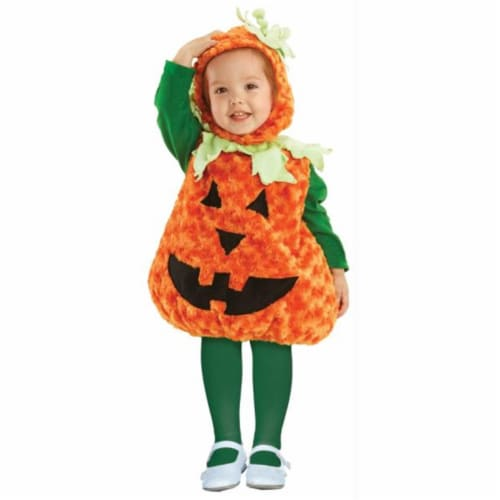 Costumes For All Occasions UR25975TMD Pumpkin Toddler 18-24 Perspective: front