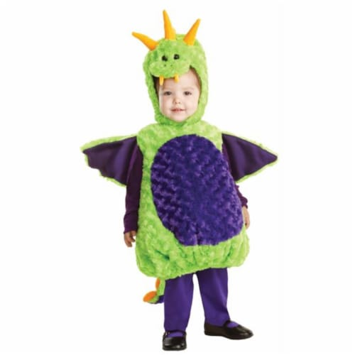Costumes For All Occasions UR25977TMD Dragon Toddler 18-24T Perspective: front