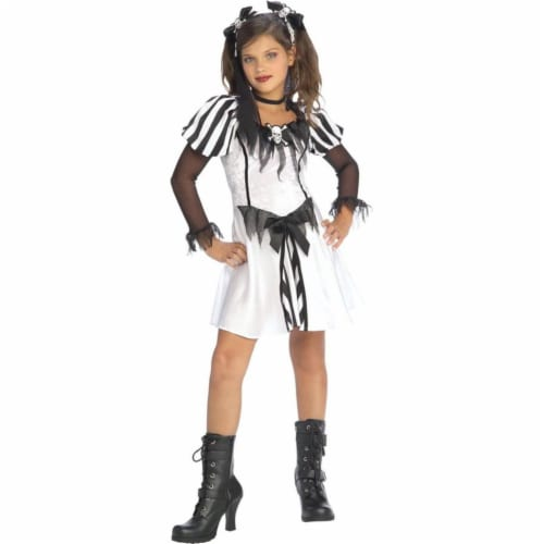 Costumes For All Occasions Ru882887Lg Punky Pirate Child Large Perspective: front