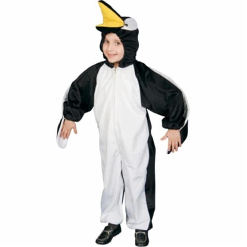 Costumes For All Occasions Up317Ts Penguin Toddler Small 6 12 Mo Perspective: front