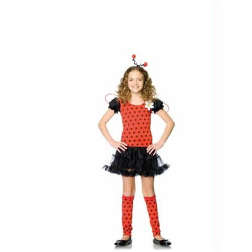 Costumes For All Occasions Ua48106Lg Daisy Bug Large Child Perspective: front