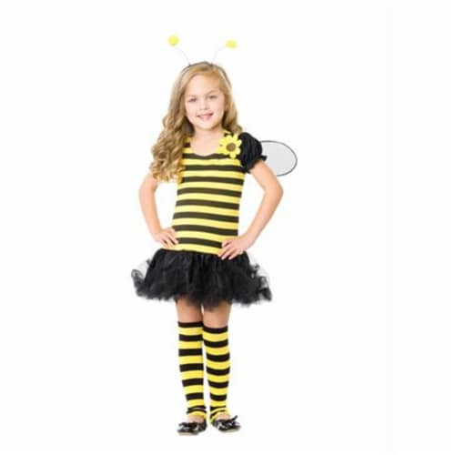 Costumes For All Occasions Ua48107Lg Bee Large Child Perspective: front