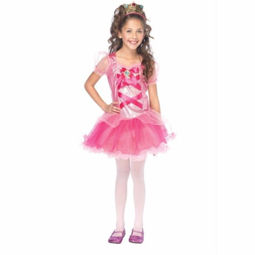 Costumes For All Occasions Uac48137Xs Pretty Princess Child Xsmall Perspective: front