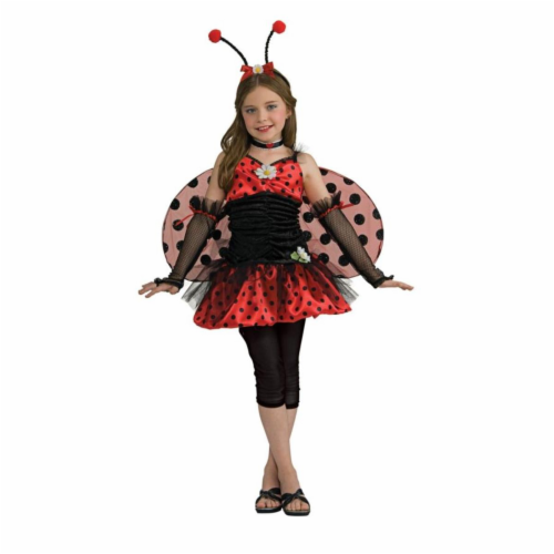 Costumes For All Occasions Ru886119Sm Ladybug Child Costume Small Perspective: front