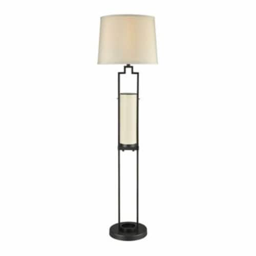 San Rafael Outdoor Floor Lamp Perspective: front