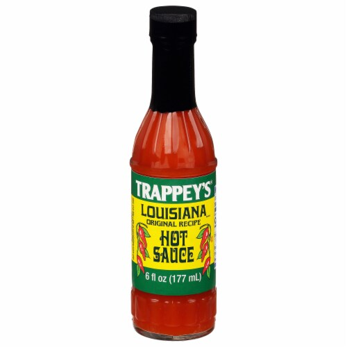 Trappey's Original Recipe Louisiana Hot Sauce Perspective: front