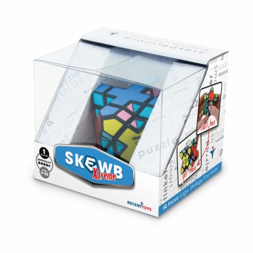 Recent Toys Meffert's Puzzles Skweb Xtreme Puzzle Perspective: front
