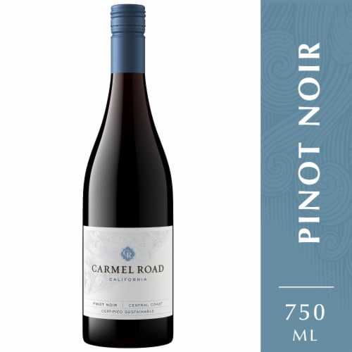 Carmel Road Monterey Pinot Noir Red Wine Perspective: front