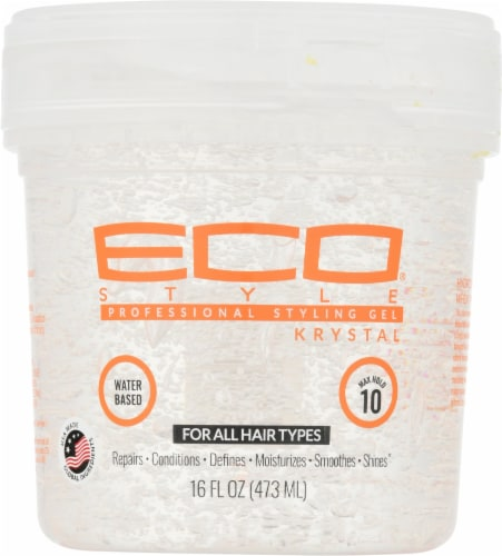 ECO Professional Styling Gel Perspective: front