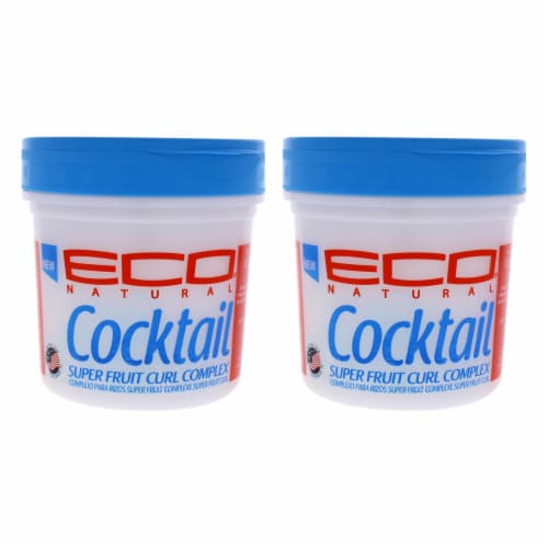 Eco Cocktail Super Fruit Complex Cream by Ecoco for Unisex - 16 oz Cream - Pack of 2 Perspective: front