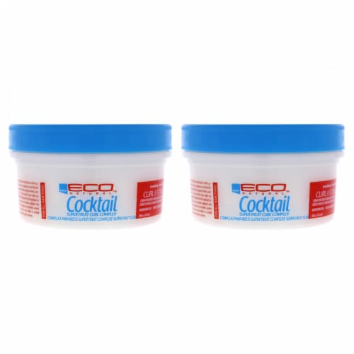 Eco Cocktail Super Fruit Complex Cream by Ecoco for Unisex - 8 oz Cream - Pack of 2 Perspective: front
