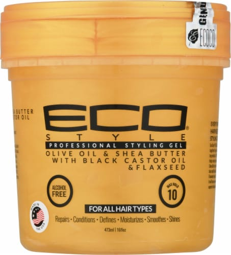 Ecoco Inc. Professional Styling Gel Perspective: front